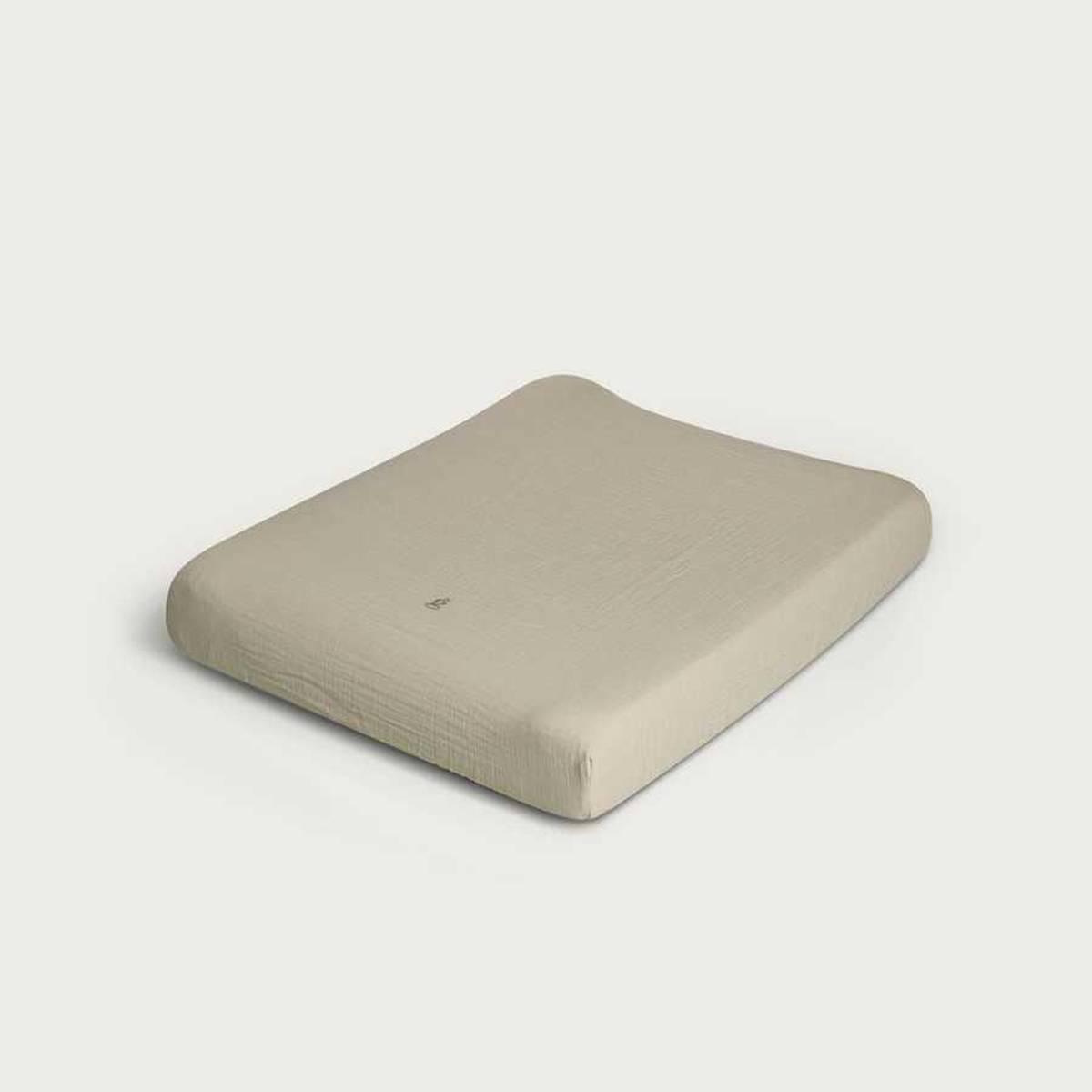 Trekk til Stellematte 50x70 - Garbo&Friends – Musselin - Olive